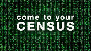 Come to your census