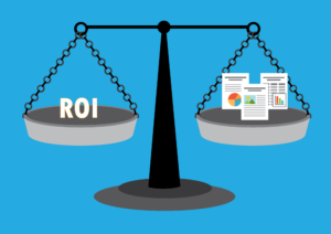 marketing vs roi