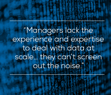 Five common data challenges getting in the way of your performance measurement